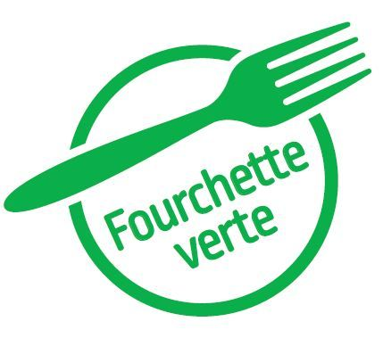 Wir Sind Mit Dem Label Fourchette Verte Zertifiziert